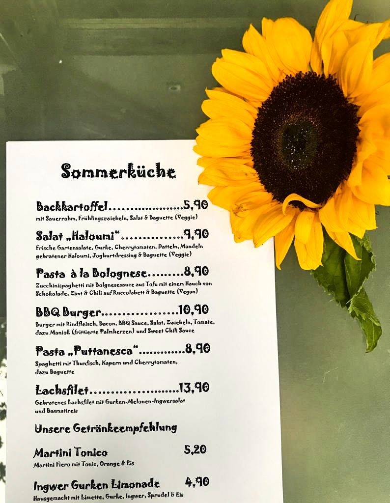 Barfly Sommerküche